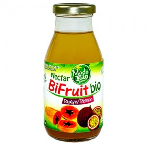 Bifruit Papaye Passion BIO