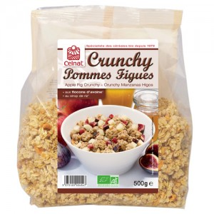 Crunchy Pommes Figues