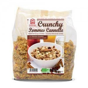 Crunchy Pommes Cannelle