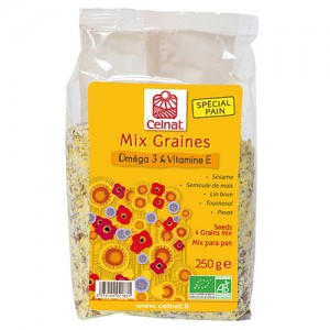 Mix graines omega 3